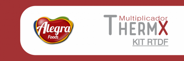 KIT RTDF na Alegra Foods