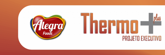 Thermo+ 8.0 na Alegra Foods